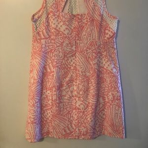 Lilly Pulitzer Dresses - Lily Pulitzer Kaylee Shift Dress - NWT! Size 12